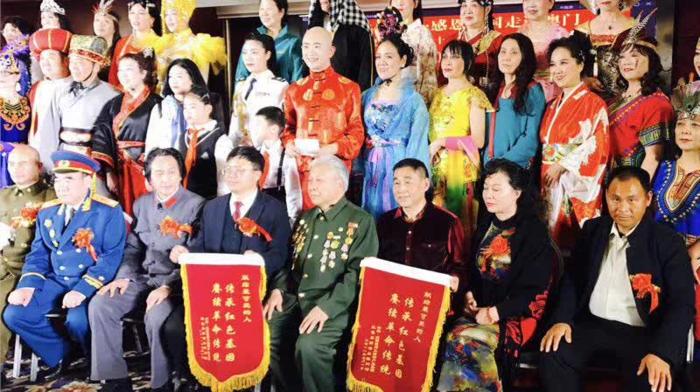 德孝中华周刊助力庆祝澳门回归二十周年11月28日在澳门录制